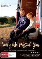 Sorry We Missed You | DVD