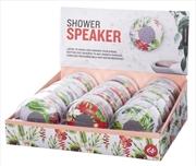 Tropical Design Wireless Speaker - Assorted Designs   Accessories