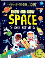 Space Sticker Activities | Books
