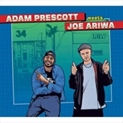 Adam Prescott Meets Joe Ariwa | CD