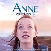 Anne With An E | CD