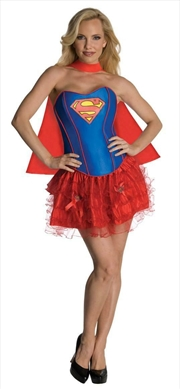 Supergirl Secret Wishes: XSmall | Apparel