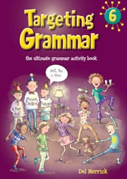 Targeting Grammar Activity Book Year 6 | Paperback Book