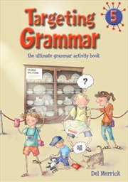 Targeting Grammar Activity Book Year 5 | Paperback Book