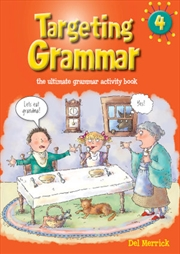 Targeting Grammar Activity Book Year 4 | Paperback Book