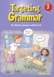Targeting Grammar Activity Book Year 3 | Paperback Book