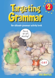 Targeting Grammar Activity Book Year 2 | Paperback Book