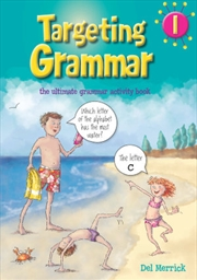 Targeting Grammar Activity Book Year 1 | Paperback Book