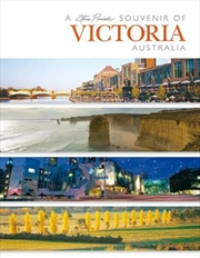 Steve Parish Souvenir Picture Book: Victoria, Australia   Paperback Book