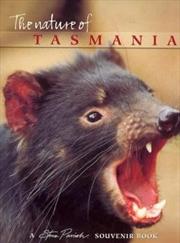 Steve Parish Souvenir Picture Book: The Nature Of Tasmania   Paperback Book