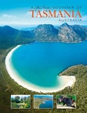 Steve Parish Souvenir Picture Book: Tasmania Australia   Paperback Book