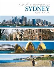 Steve Parish Souvenir Picture Book: Sydney, Australia   Paperback Book