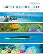 Steve Parish Souvenir Picture Book: Great Barrier Reef, Australia   Paperback Book
