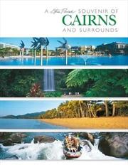 Steve Parish Souvenir Picture Book: Cairns and Surrounds   Paperback Book