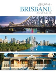 Steve Parish Souvenir Picture Book: Brisbane, Australia   Paperback Book