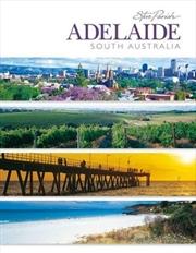 Steve Parish Souvenir Picture Book: Adelaide, South Australia   Paperback Book