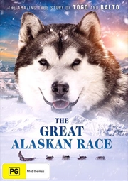 Great Alaskan Race, The | DVD