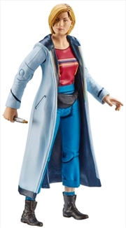 "Doctor Who - Thirteenth Doctor 5"" Action Figure 
