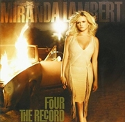 Four The Record | CD