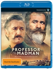 Professor And The Madman, The   Blu-ray