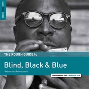 Rough Guide To Blind, Black, And Blue | Vinyl