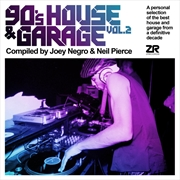90's House And Garage Vol 2 | CD