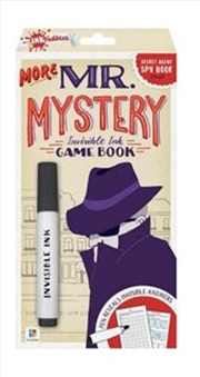 More Mr Mystery: 2020 Edition | Paperback Book
