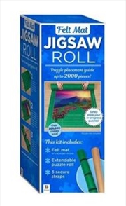 Jigsaw Felt Roll - 2020 Edition | Merchandise