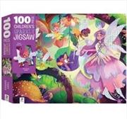 Fairy Garden: Sparkly Jigsaw | Merchandise