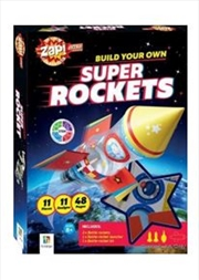 Super Rockets   Merchandise