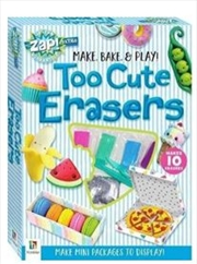 Too Cute Erasers | Merchandise