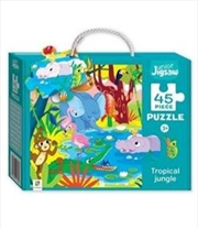 Tropical Jungle - Junior Jigsaw Series 3 | Merchandise