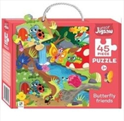 Butterfly Friends - Junior Jigsaw Series 3 - 45 Piece | Merchandise