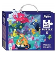 Magical Dragons - Junior Jigsaw Series 3 - 45 Piece Puzzle | Merchandise