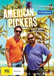 American Pickers - California Picking | DVD