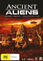 Ancient Aliens - Season 12 - Collection 2 | DVD