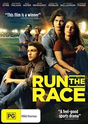 Run The Race | DVD