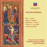 Eton Choirbook, The | CD
