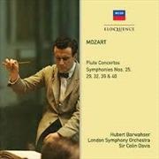 Mozart - Flute Concertos - Symphonies 39, 40, 25, 29, 32 | CD