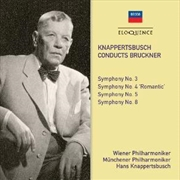 Hans Knappertsbusch - Decca And Westminster Bruckner Recordings | CD