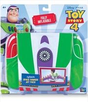 Buzz Lightyear Ranger Jet Pack | Toy