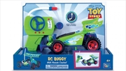 Toy Story 4 RC Buggy with Remote Control | Toy