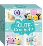 Too Cute Crochet Box Set | Merchandise