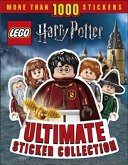 LEGO Harry Potter Ultimate Sticker Collection | Paperback Book