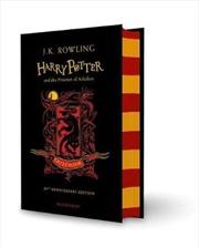 Harry Potter and the Prisoner of Azkaban - Gryffindoor Edition | Hardback Book
