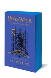 Harry Potter and the Prisoner of Azkaban - Ravenclaw Edition | Paperback Book