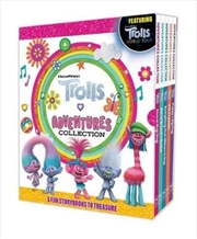 Trolls Adventures Collection | Hardback Book