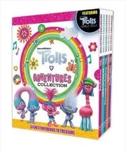 Trolls Adventures Collection | Hardback Book