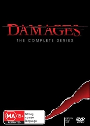 Damages   Complete Collection   DVD