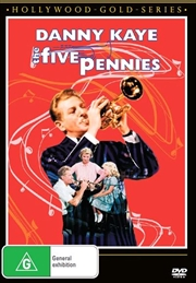 Five Pennies | Hollywood Gold, The | DVD